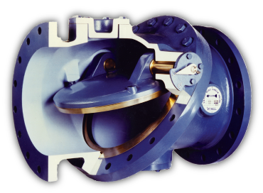 Tilted Disc Check Valve