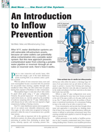 Inflow Prevention Article