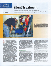 Silent Treatment Article