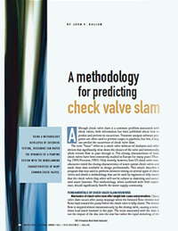 Method Check Slam Article