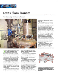 Texas Slam Dance Article